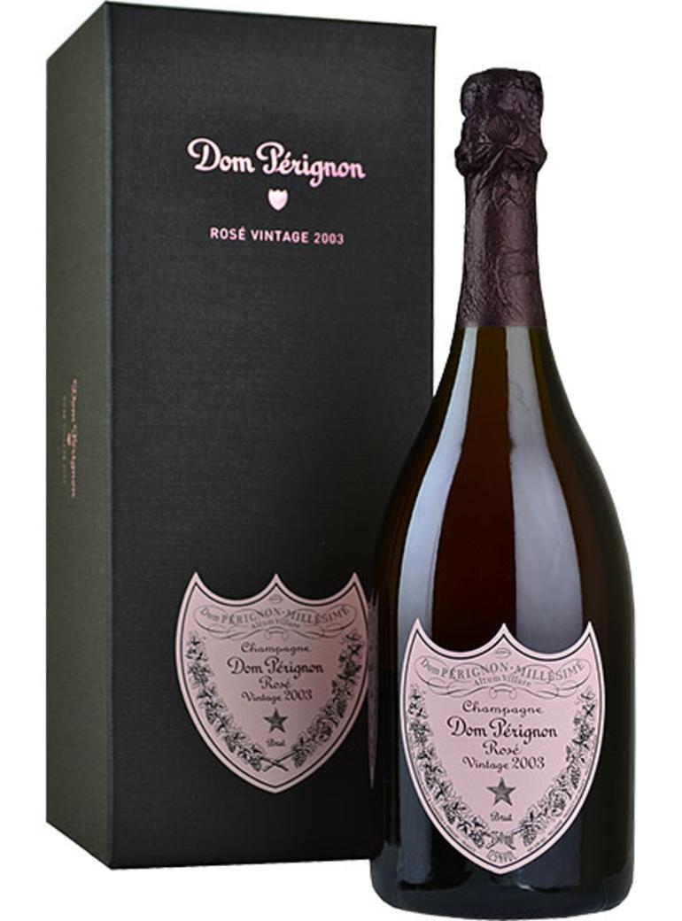 Champagne Dom Perignon Rose 750cc