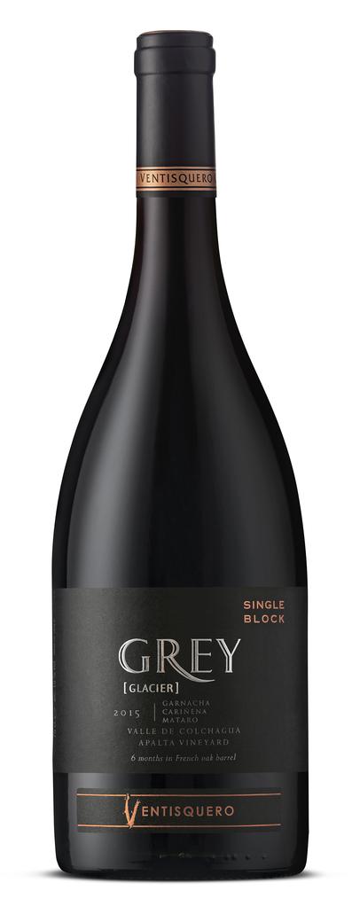 Vino Ventisquero Grey Garnacha - Carignan - Mataro (GCM) 750cc