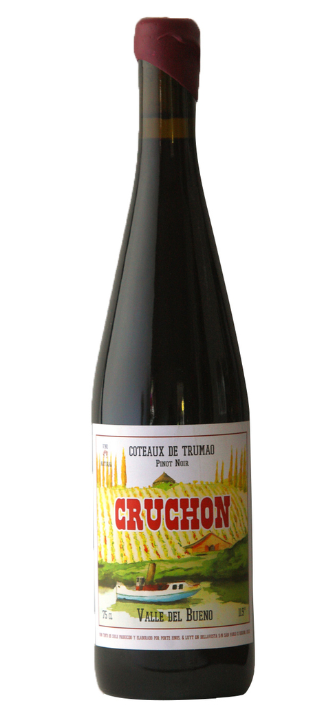 Vino Coteaux De Trumao Cruchon Pinot Noir 750cc