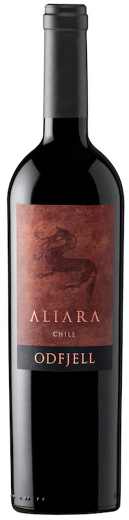 Vino Odfjell Aliara Blend (SY/MA/CG/CS) 750cc