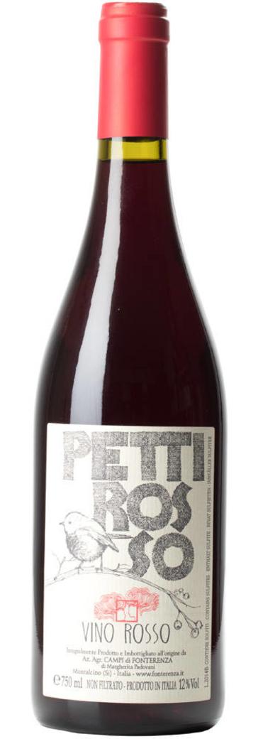 Vino Rosso Pettirosso Sangiovese 750cc