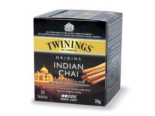 Te Twinings Indian Chai 10 Bolsitas