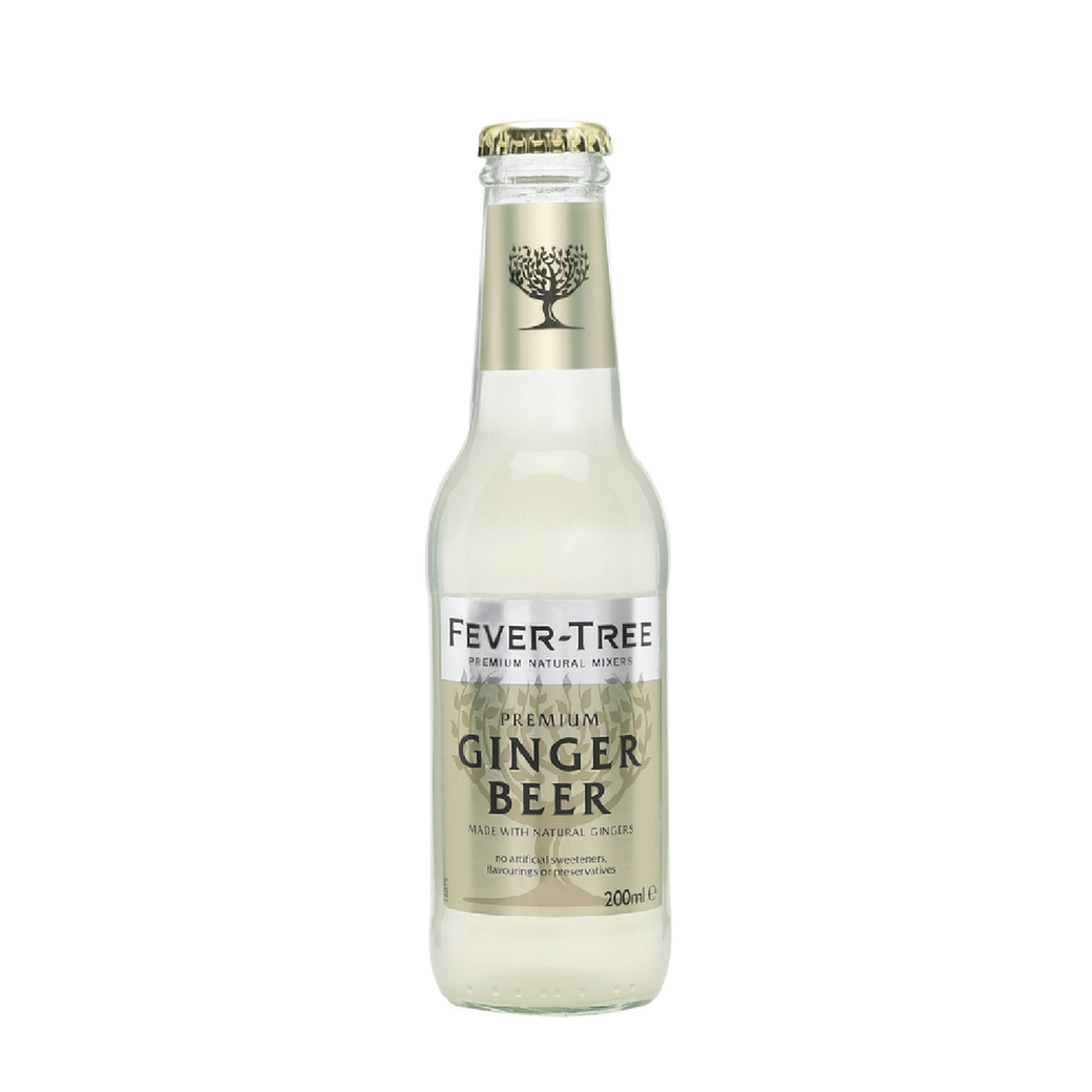Fever Tree Ginger Beer 200cc