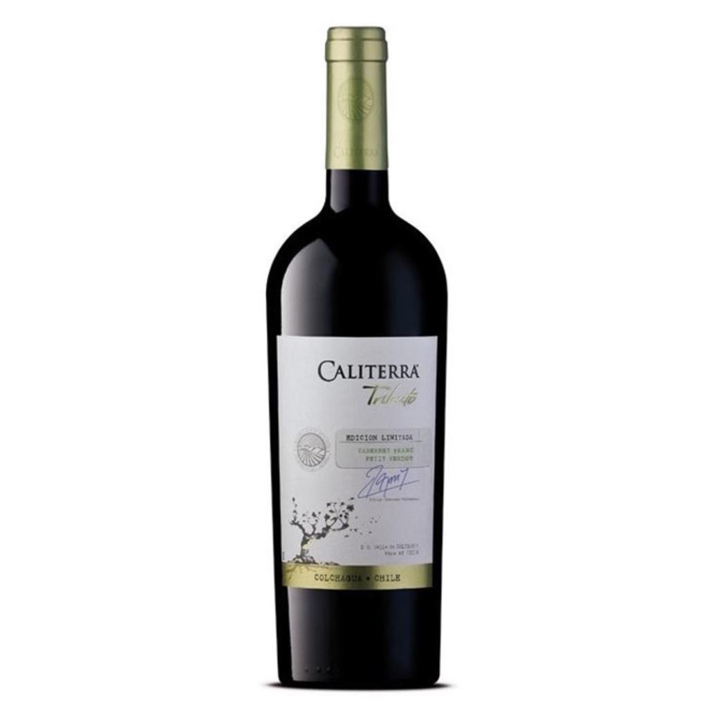 Vino Caliterra Tributo Edición Limitada Cabernet Franc/Petit Verdot 750cc