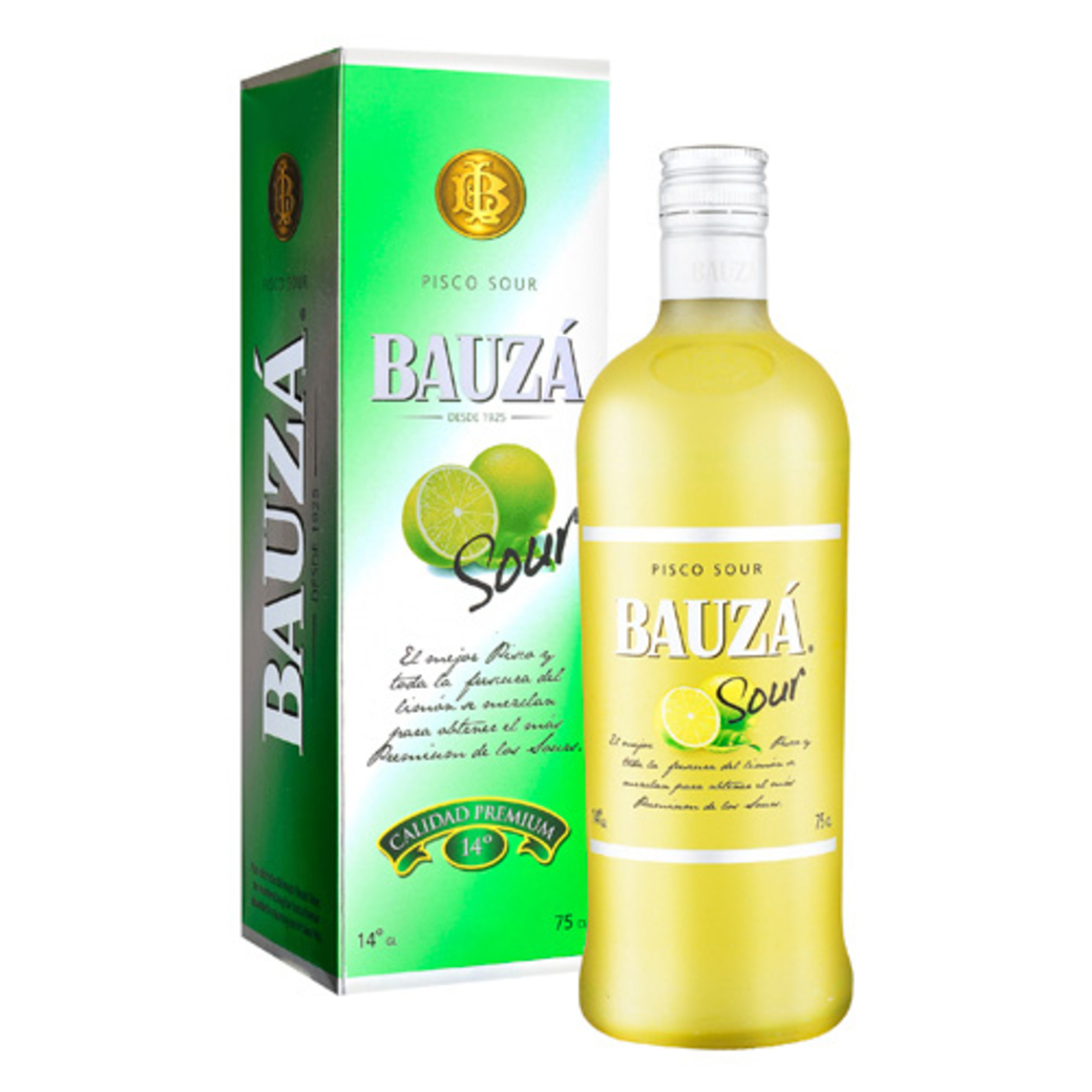 Pisco Bauza Sour 750cc