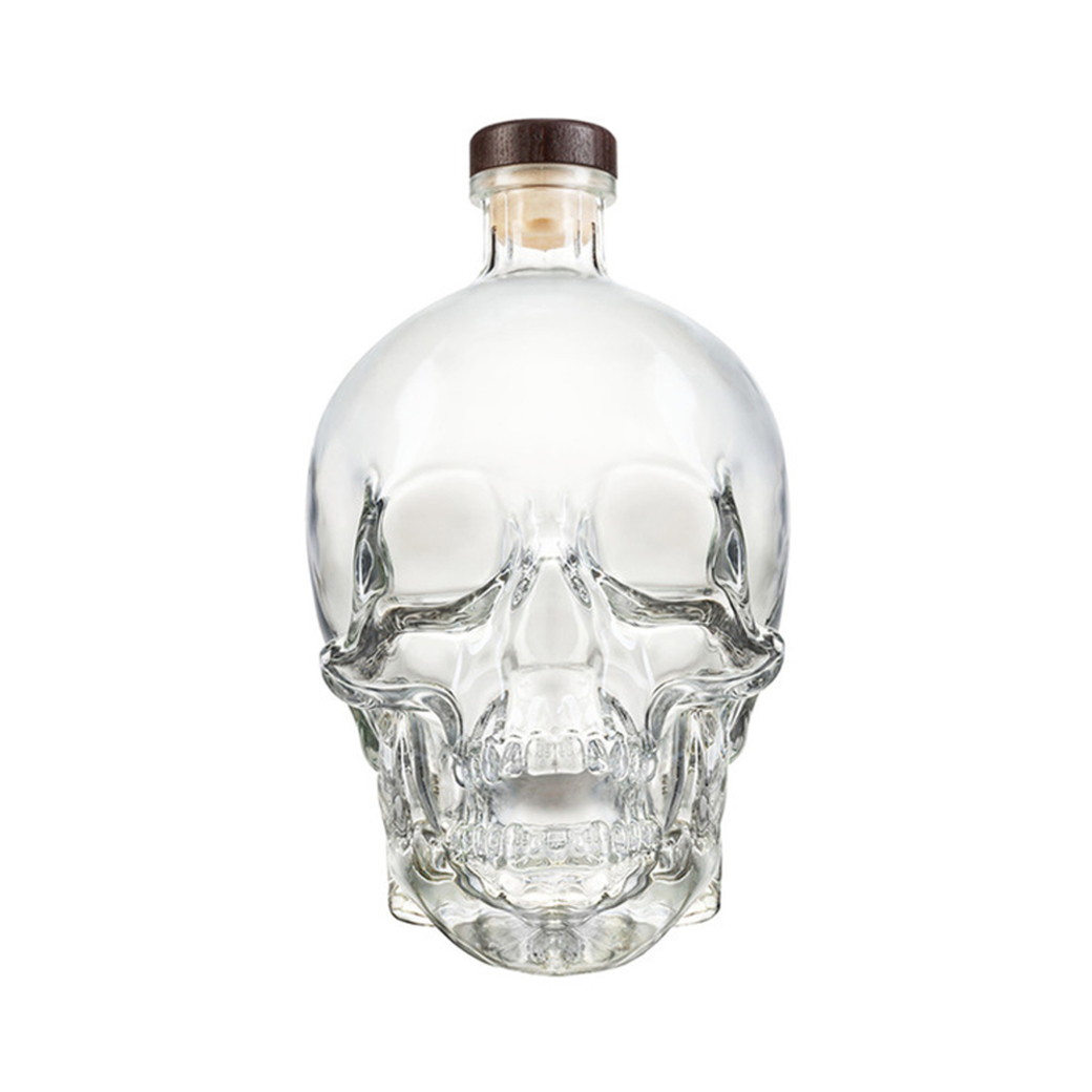 Vodka Crystal Head 750cc
