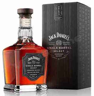 Whiskey Jack Daniels Single Barrel 750cc 45º alc.