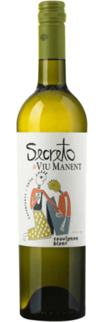 Vino Viu Manent Gran Reserva Secreto Sauvignon Blanc 750cc