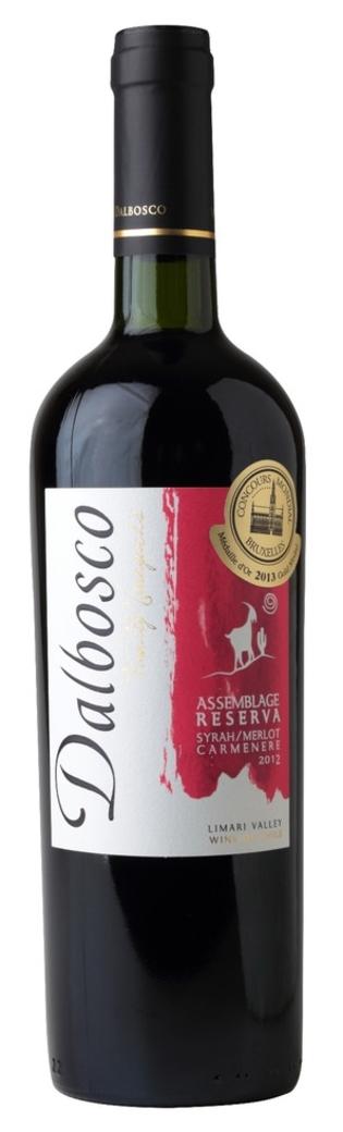 Vino Dalbosco Reserva (SY/CA/ME) 750cc
