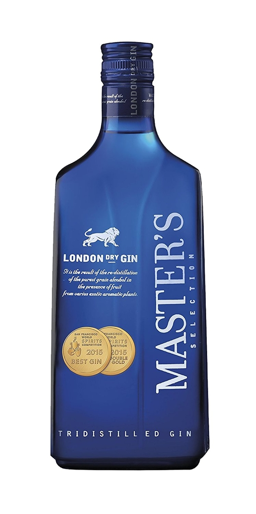Gin Masters London Dry 40º 700cc