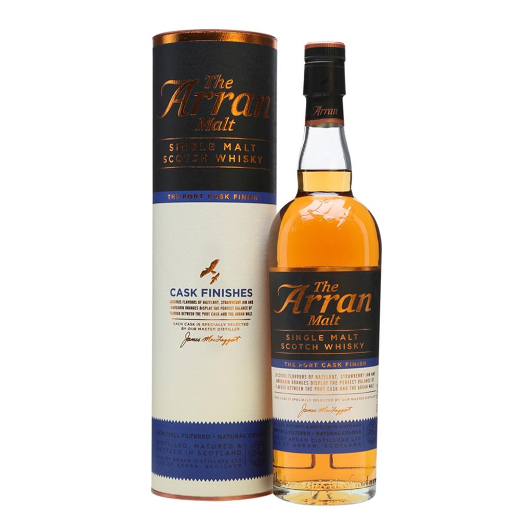 Whisky Arran Port Cask Finish 50° 700cc