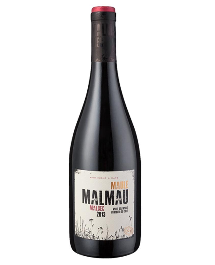 Vino Morandé Adventure Malmau Malbec 750cc