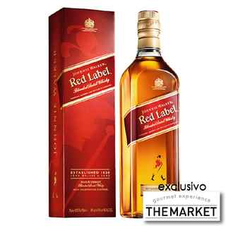 [THE MARKET] Whisky Johnnie Walker Red Label 750cc 40º alc.