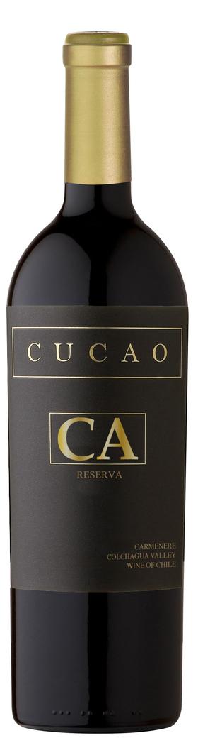 Vino Cucao Reserva Carmenere 750cc