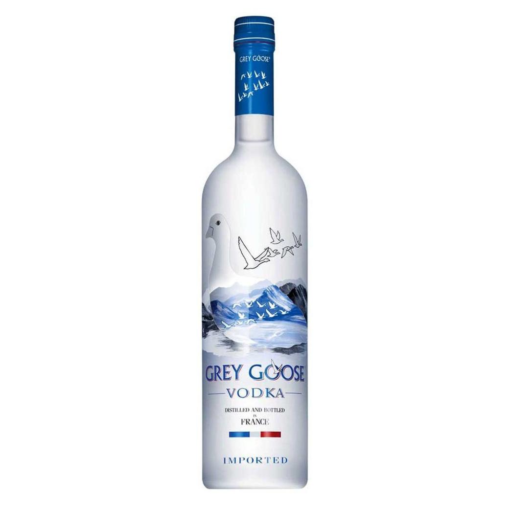 Vodka Grey Goose 750cc 40º alc.