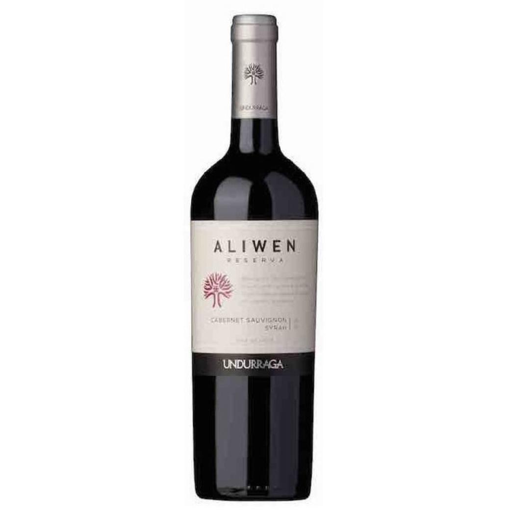 Vino Undurraga Aliwen Cabernet Sauvignon/Syrah 750cc