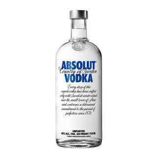 Vodka Absolut Blue 750cc