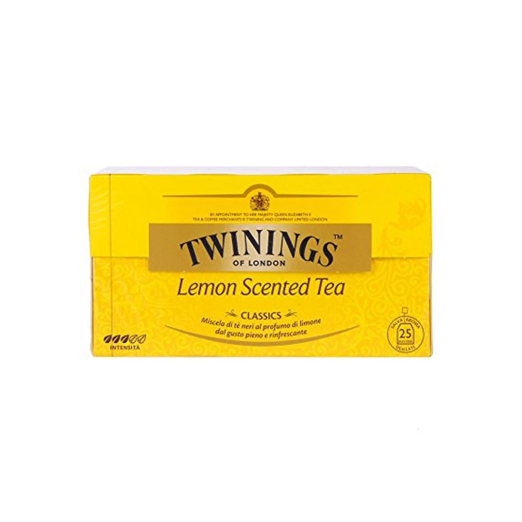 Té Twinings Lemon Scented