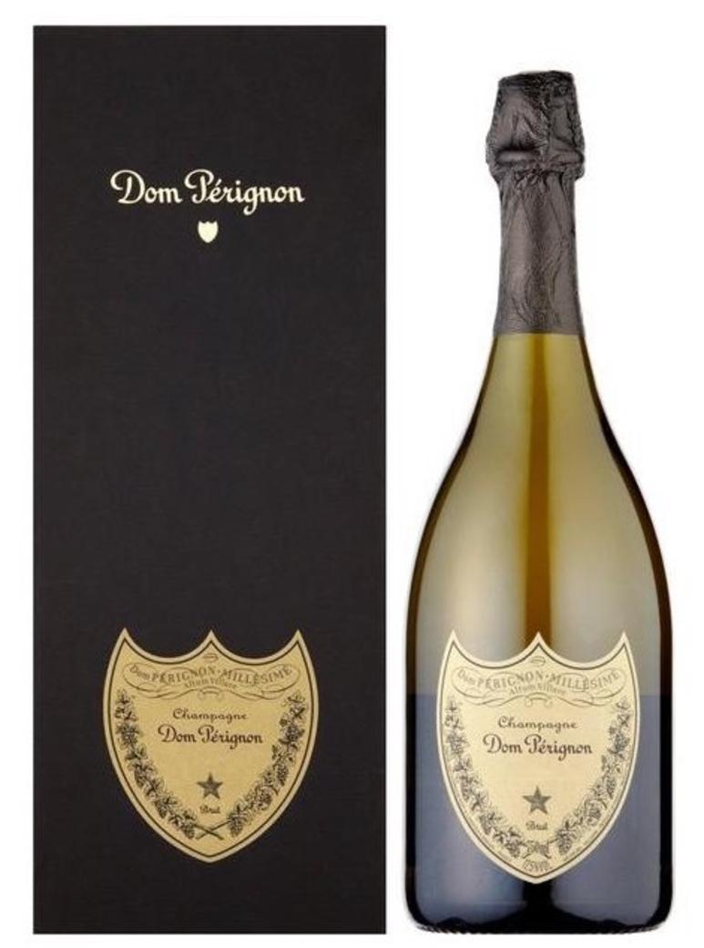 Champagne Dom Perignon Blanc 750cc