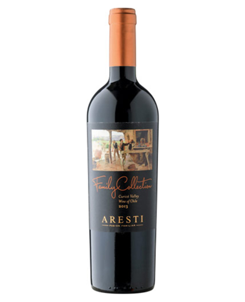 Vino Aresti Family Collection CS-ME-SY-PS-PV 750cc