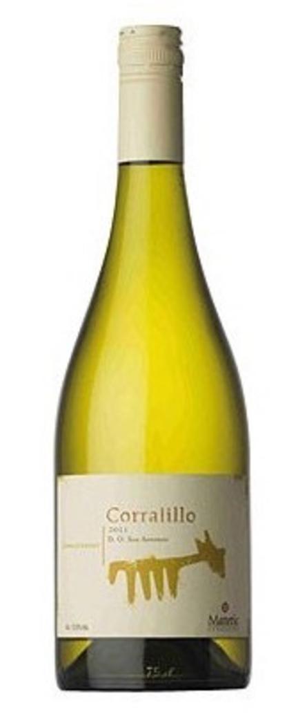Vino Matetic Corralillo Chardonnay 750cc