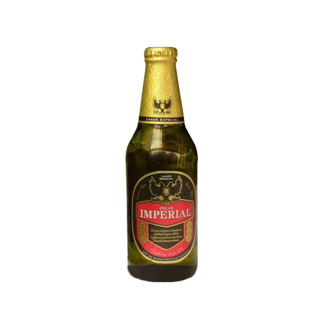 Cerveza Imperial Long Neck 330cc