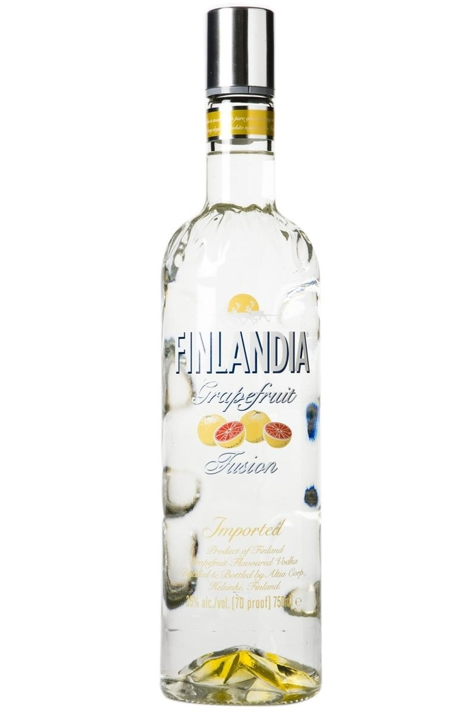 Vodka Finlandia Grapefruit 750cc