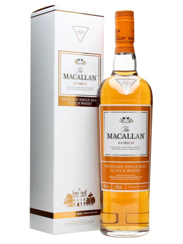 Whisky The Macallan Amber 700cc