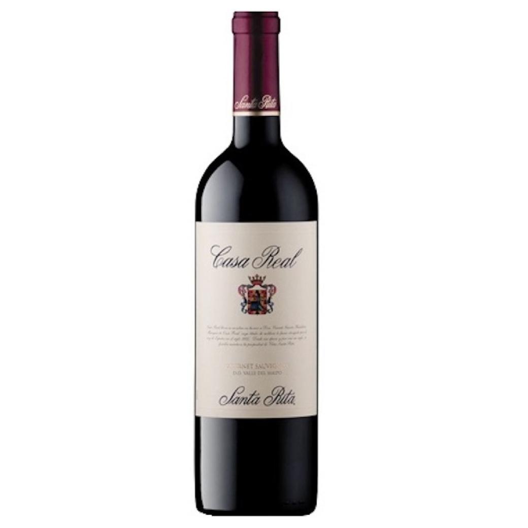 Vino Casa Real Cabernet Sauvignon 750cc