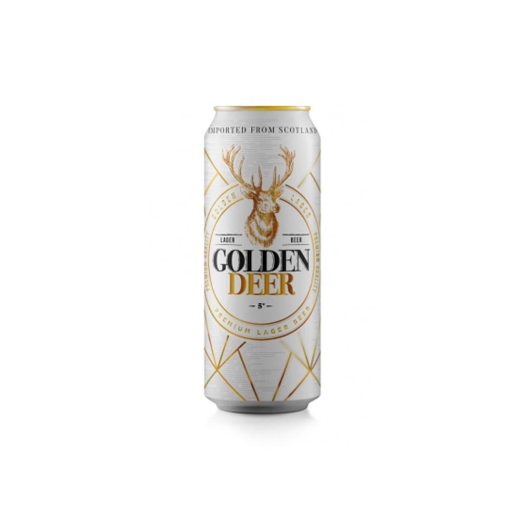 Cerveza Golden Deer Lata 500cc