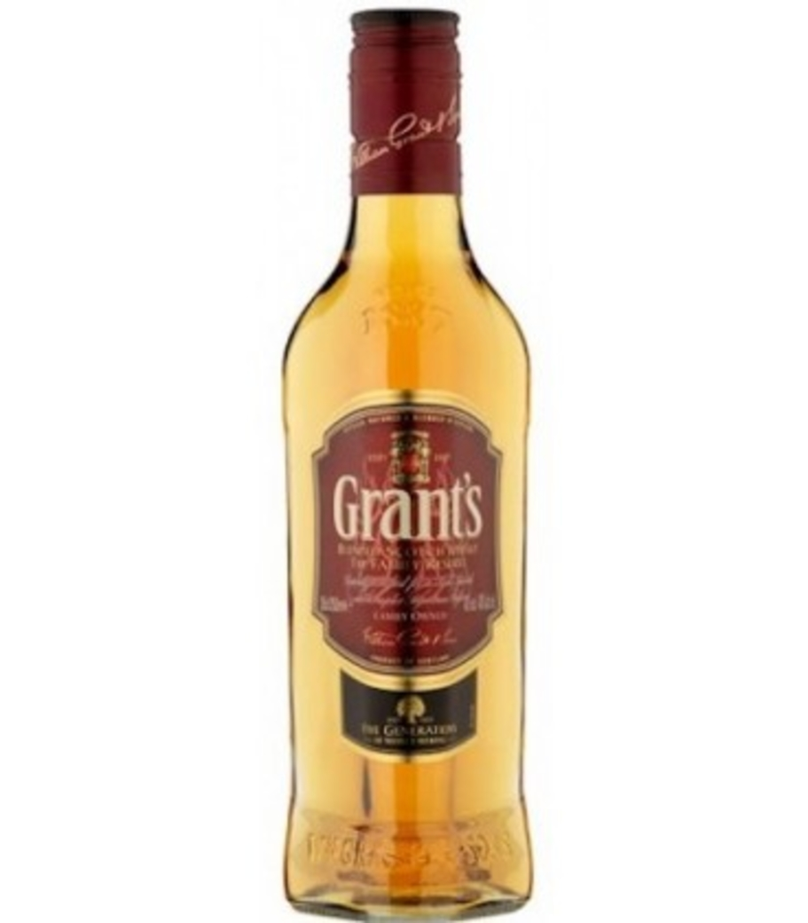Whisky Grants Family Reserve 350cc 40º alc.