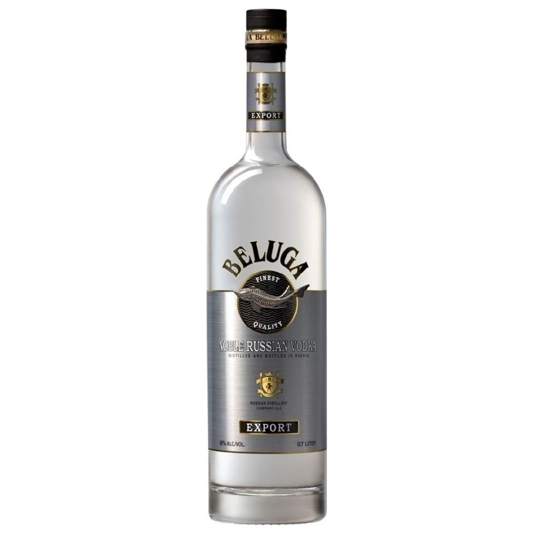 Vodka Beluga Noble Russian 700cc