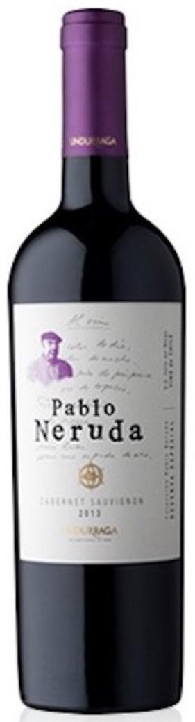 Vino Undurraga Neruda Cabernet Sauvignon 750cc