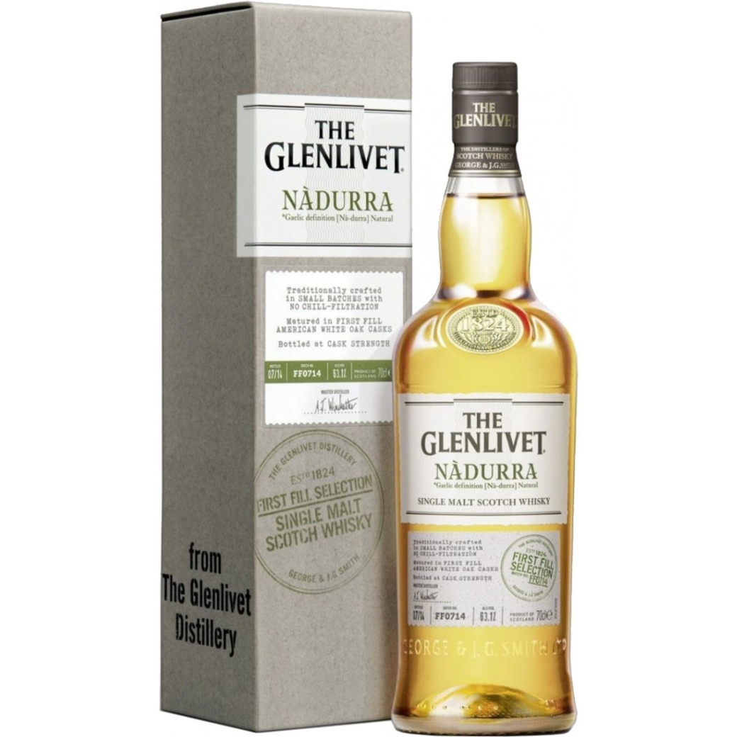 Whisky The Glenlivet Nadurra 700cc