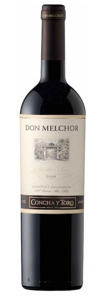 Vino Don Melchor Cabernet Sauvignon 750cc