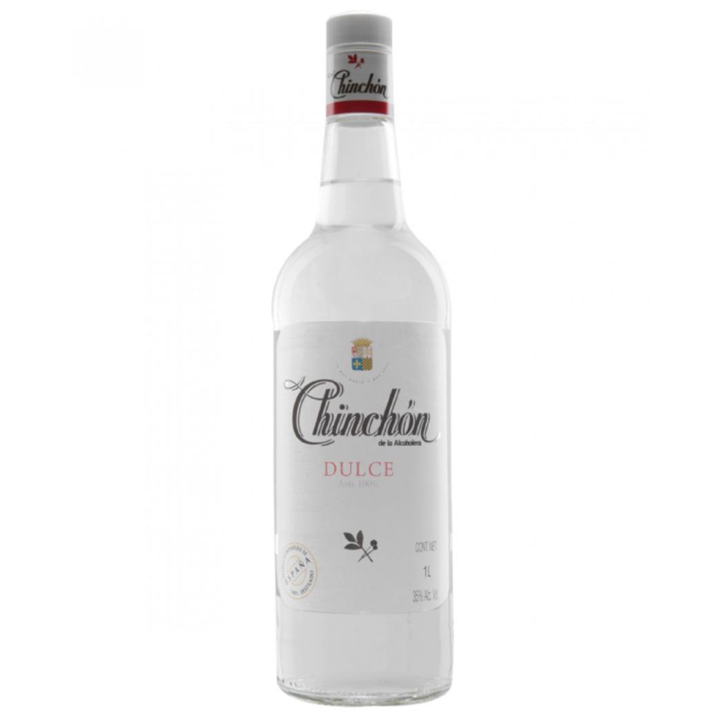 Licor Chinchon Anis Dulce 1 Litro