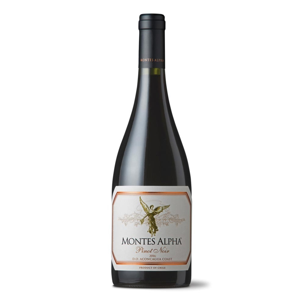 Vino Montes Alpha Pinot Noir 750cc