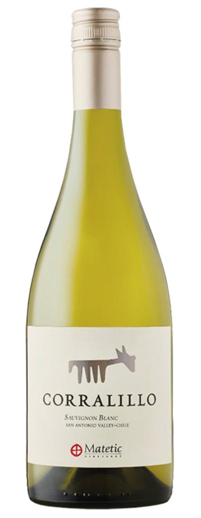 Vino Matetic Corralillo Sauvignon Blanc 750cc