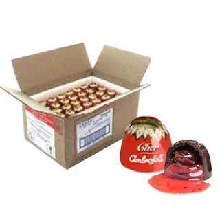 Bombones Cher Cerezas al Coñac Chocolate Ambrosoli 2 Kilos