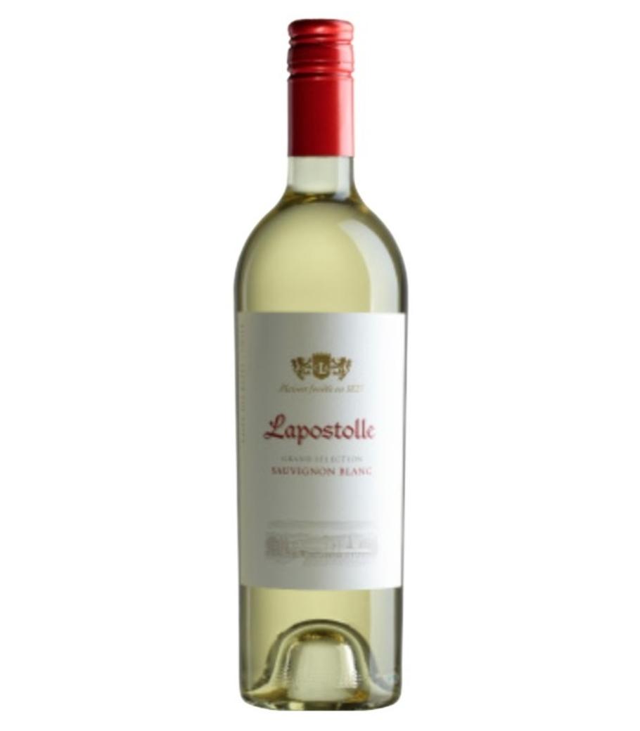 Vino Lapostolle Casa Grand Selection Sauvignon Blanc 750cc