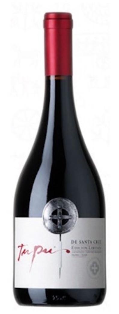 Vino Tupu Carmenere/Cabernet Sauvignon/Syrah/Malbec 750cc