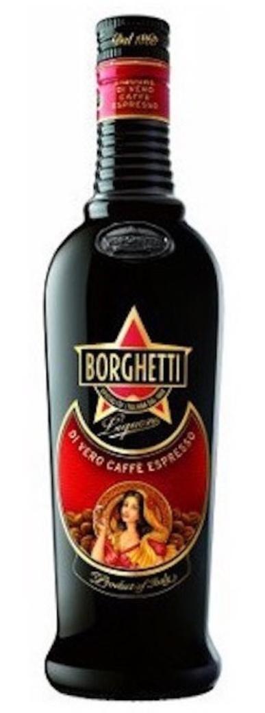 Licor Borghetti 700cc