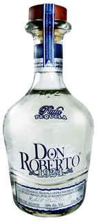 Tequila Don Roberto Plata 750cc