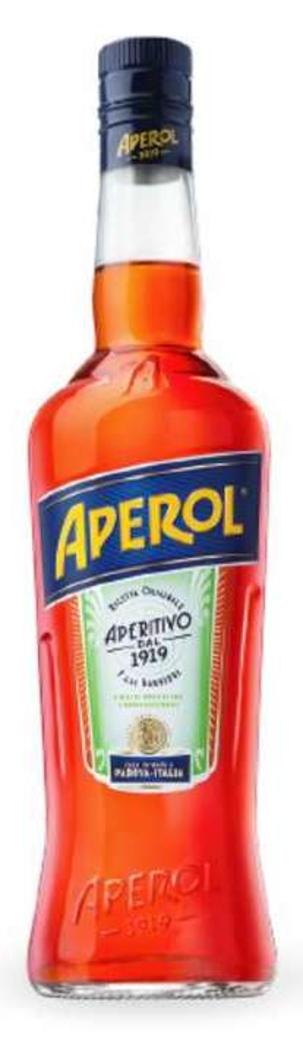 Licor Aperitivo Aperol 750cc