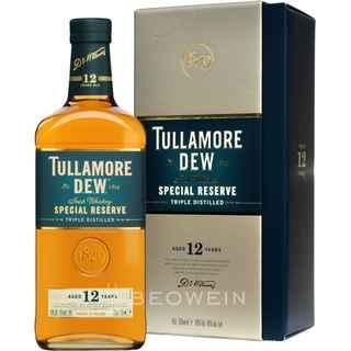 Whisky Tullamore Dew 12 años 700cc