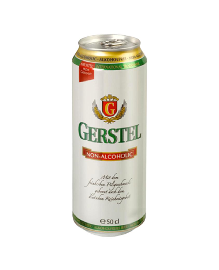 Cerveza Gerstel Sin Alcohol Lata 500cc