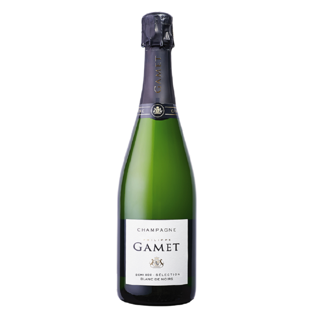 Champagne Gamet Demi Sec 750cc