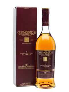 Whisky Glenmorangie Single Malt LASANTA 12 Años 750cc 43º alc.
