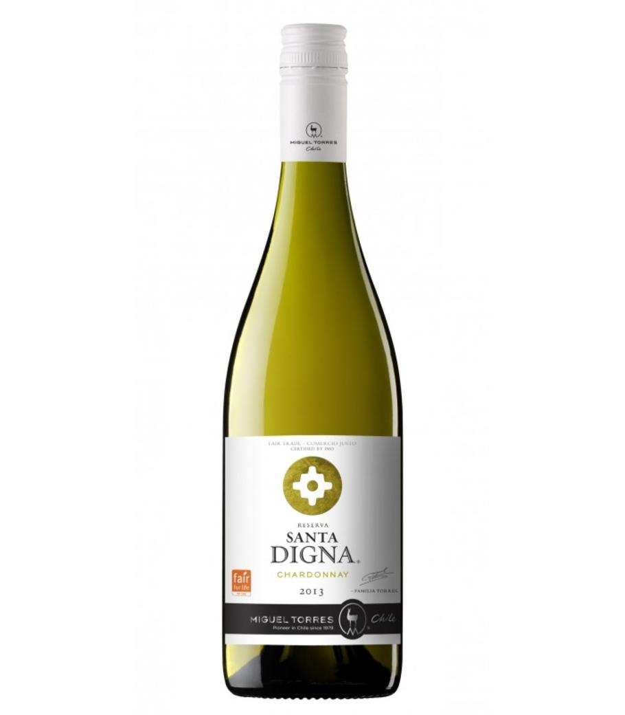 Vino Santa Digna Chardonnay Reserva 750cc