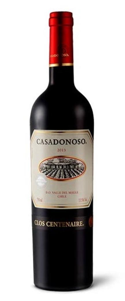Vino Casa Donoso Clos Centenaire (CS/CA/MA/CF) 750cc
